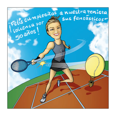 caricatura on line