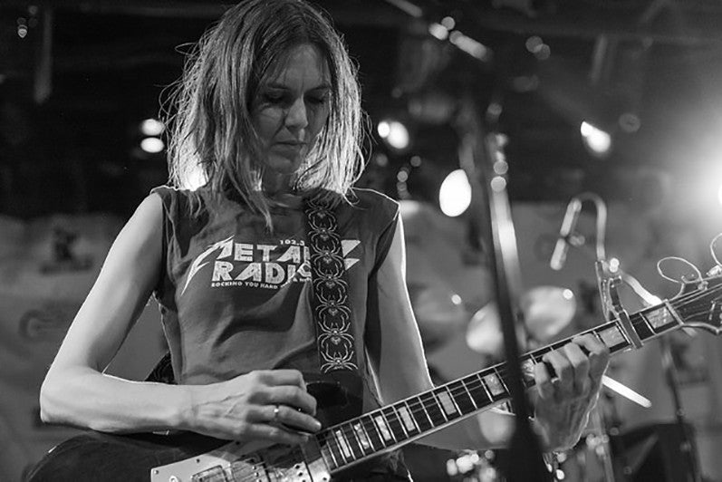 Juliana Hatfield on Tour
