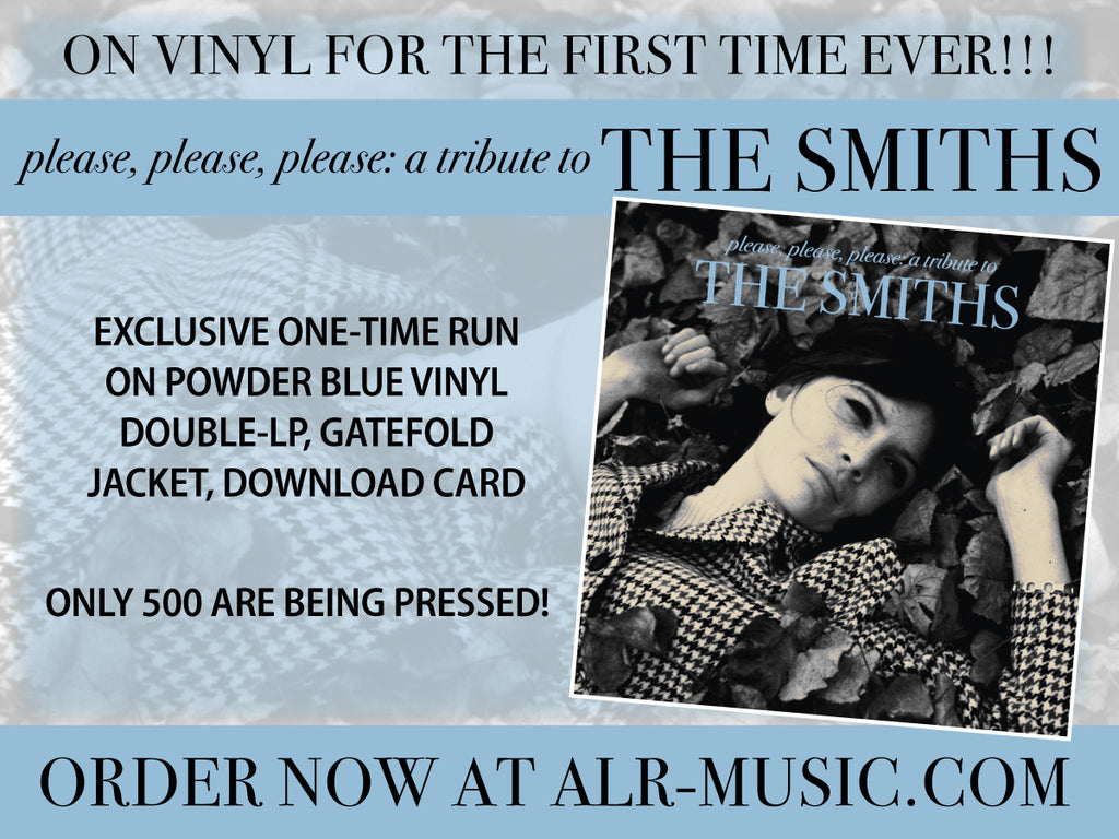 SMITHS tribute gets vinyl treatment