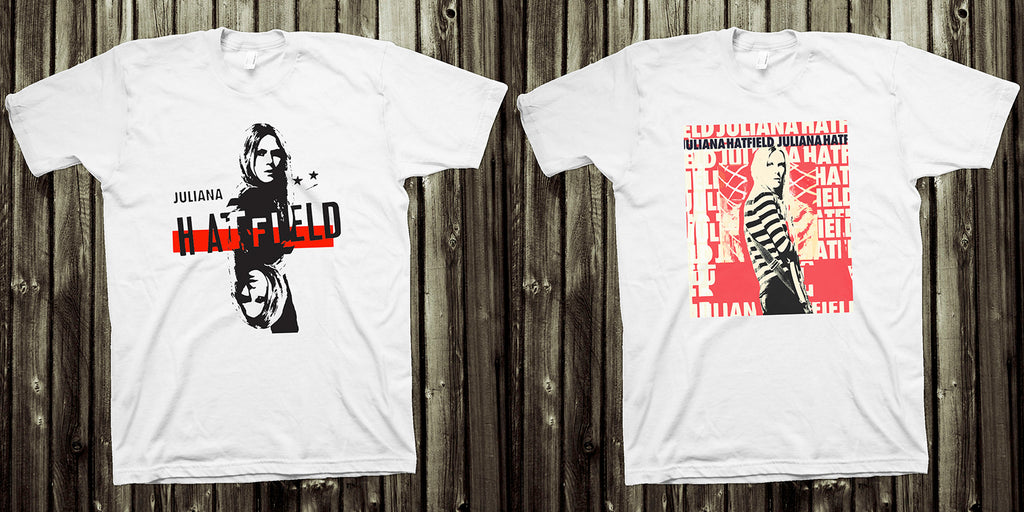 Juliana Hatfield Tees