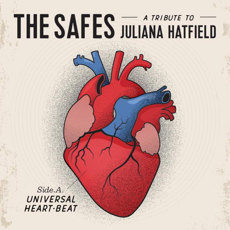 THE SAFES COVER JULIANA HATFIELD