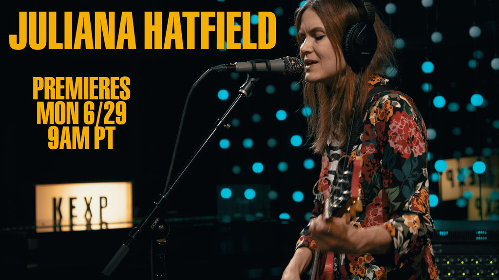Juliana Hatfield live on KEXP Seattle