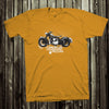 ALR Indian Motorcycle Tee *Gold* [PRE-ORDER]