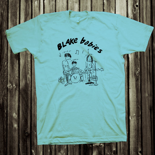 Blake Babies Tee - Light Blue