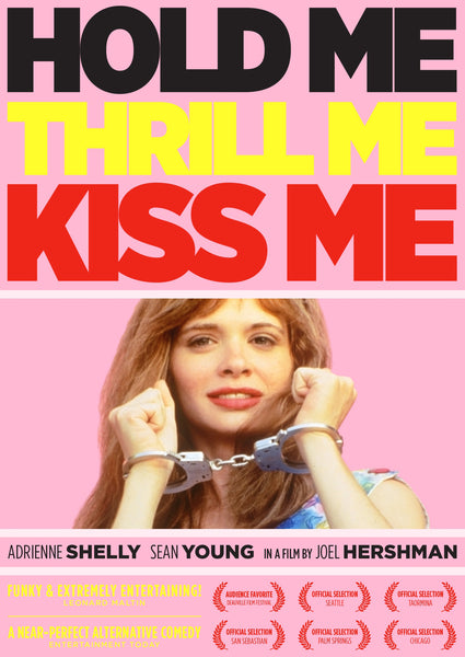 Hold Me, Thrill Me, Kiss Me DVD