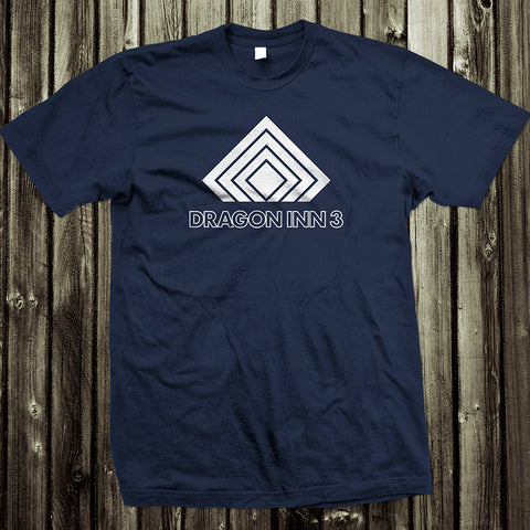 "Dragon Inn 3 ""Double Line"" Tee"