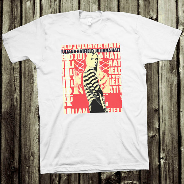 "Juliana Hatfield ""Punk Flyer"" Tee"