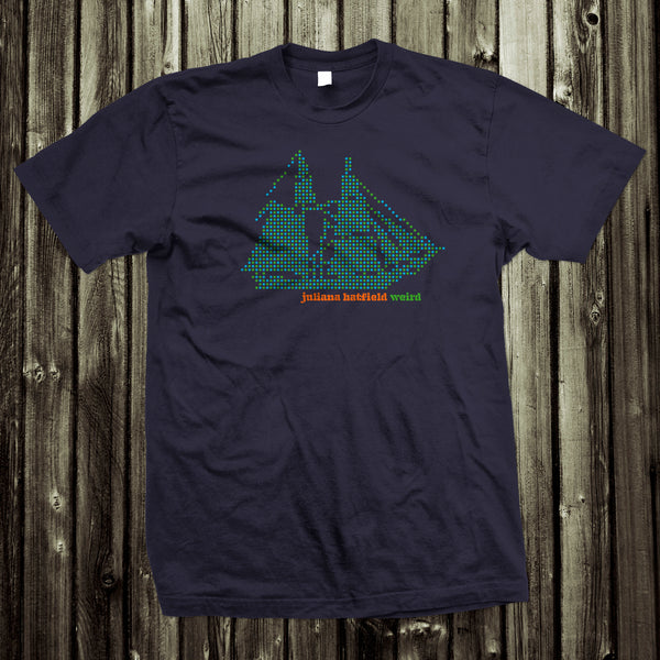 "Juliana Hatfield ""Ship"" Tee *Ships Jan*"