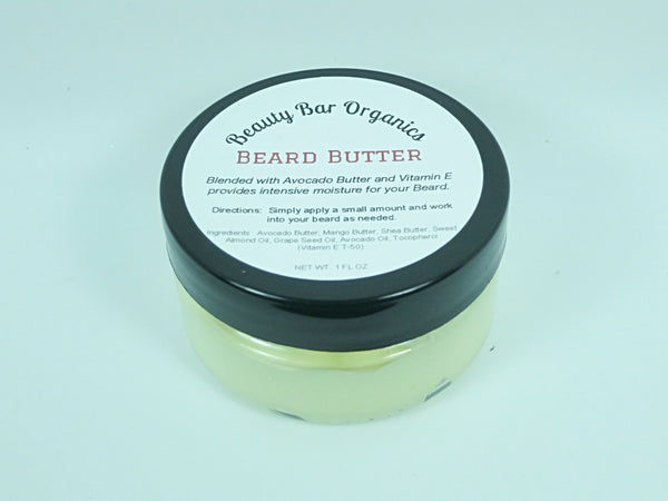 Natural Beard Butter