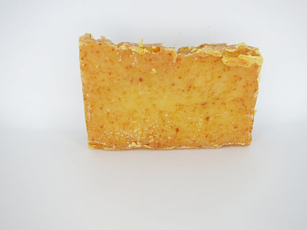 Lemongrass & Turmeric Soap