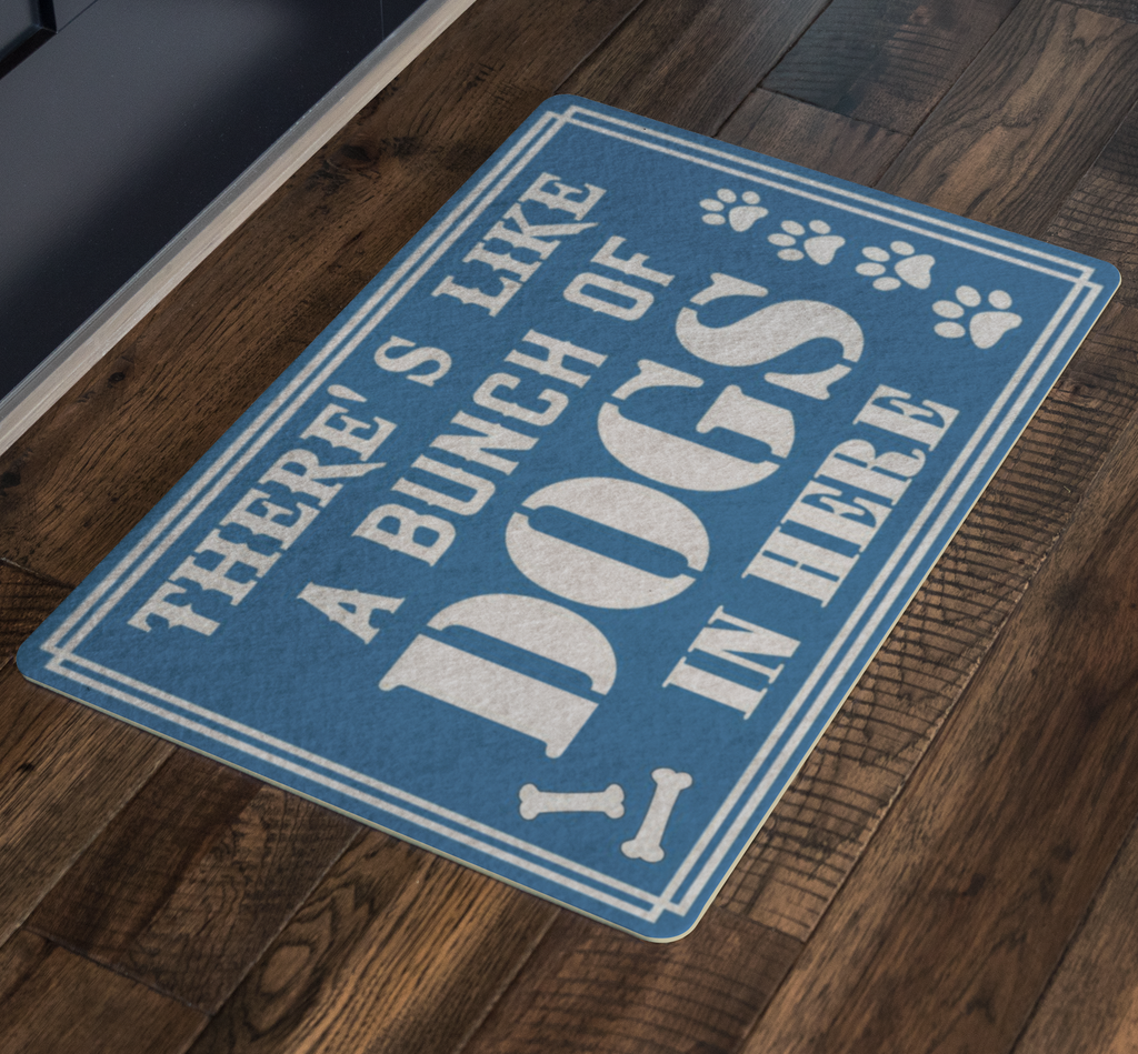 """Special For Dog Lovers"" Welcoming Doormat For homes Exclusive ( Best price Deal)"