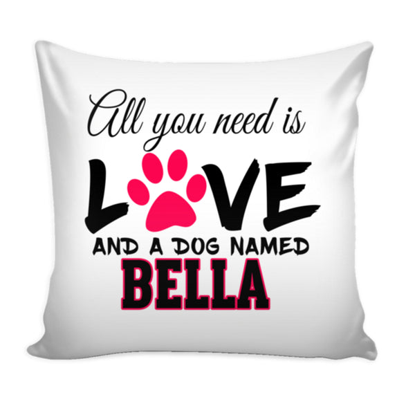 All You Need Is Love - Custom Dog Shirt, Mug & Pillow Pack