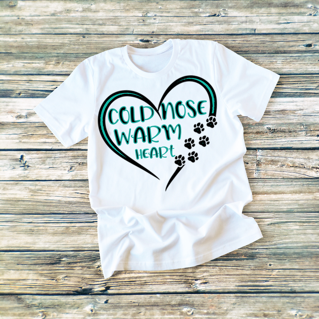 """COLD NOSE"" T-SHIRT"