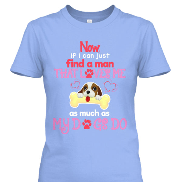 Dog - Now To Find A Man...