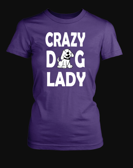 """CRAZY DOG LADY"" Shirt. 50% Off Today Only. . Flat Shipping."