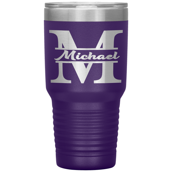 """Customize your Tumbler with your Name"""