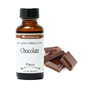 Chocolate Flavoring Oil 1 oz