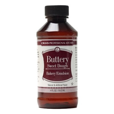 Buttery Sweet Dough Bakery Emulsion | 4 oz.