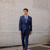 Michael Kors Blue Performance Ultra Slim Fit Suit