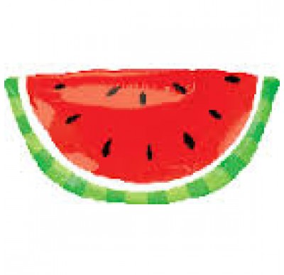 Watermelon Slice Shape Balloon/ 32