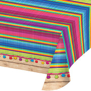 Serape Table Cover - 54 x 102 inches.