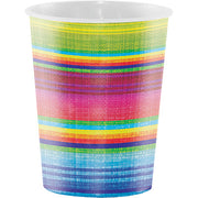Serape Cups /8 Count / 9 ounce