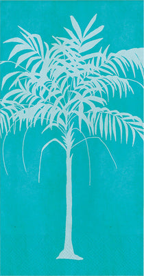 Tropical Palm Tree Guest Towels