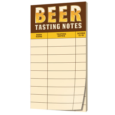 Beers and Cheers - Beer Tasting Notes