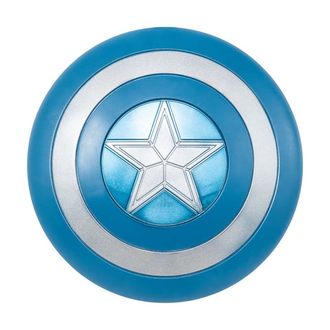 Blue Captain America Shield Accessory