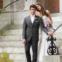 Michael Kors Steel Grey Ultra Slim Tuxedo