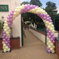Quad Traditional Balloon Arch