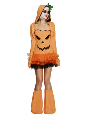 Pumpkin Tutu Adult Costume