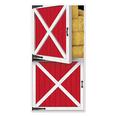 Barn Door Decoration