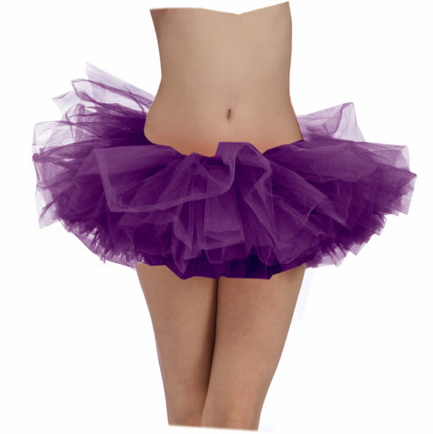 Adult Purple Tutu Accessory