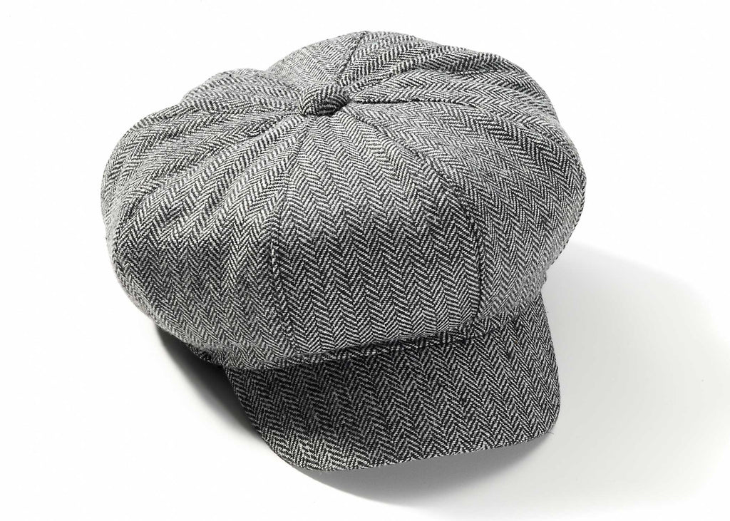 1920s Newsboy Tweed Newsboy Hat Party Shop Emporium