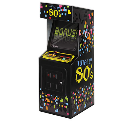 Totally 80's Video Game Centerpiece/10 inch