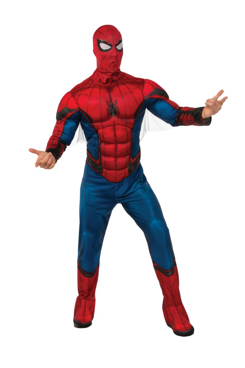 Adult Spiderman Super Hero Costume