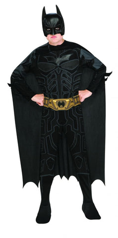 Boys Batman Superhero Costume