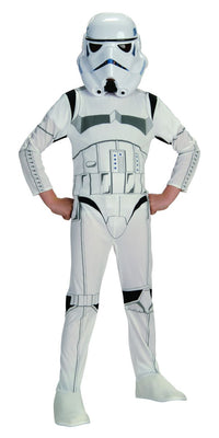 Star Wars Storm Trooper Boy's Costume