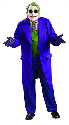 Adult Joker Costume with Mask