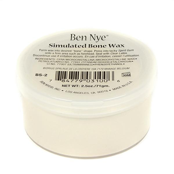 Ben Nye Simulated Bone Wax 2.5 oz