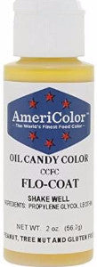 Flo-Coat Candy Color for Chocolate 2 oz by Americolor
