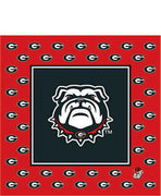 University of Georgia Beverage Napkins 16 Pack