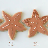 Starfish Cookie Cutter