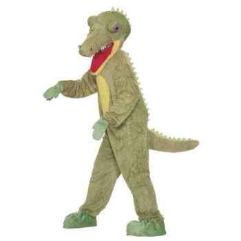 Alligator Adult Mascot Costume
