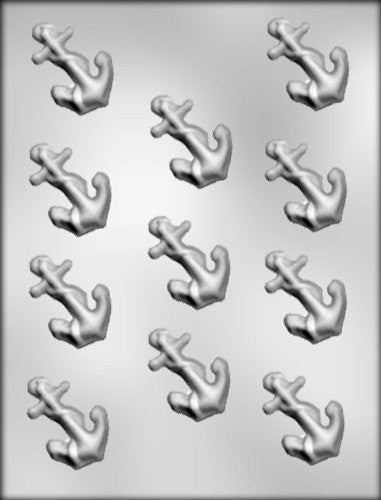 Small Sea Anchor Chocolate Mold