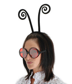 Bug Antenna Headband Accessory