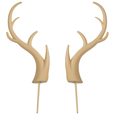 Deer Antlers Cake Topper Kit