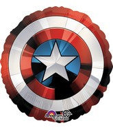 Avengers Shield Balloon - 28""