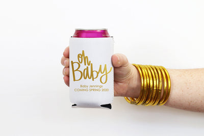 Custom Neoprene Can Huggers (Koozies) | 12 CT